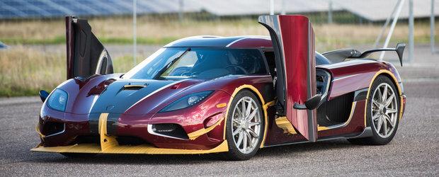 Recordul Bugatti-ului Chiron este ISTORIE. Koenigsegg a facut repriza 0-400-0 km/h cu sase secunde mai repede