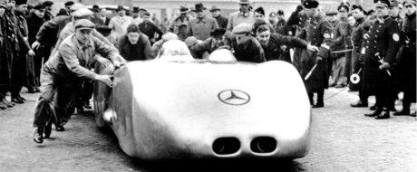 Recordurile Mercedes, masinile Streamline si obsesia lui Hitler pentru viteza