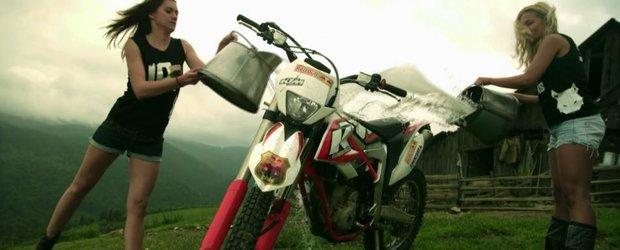 Red Bull RoManiacs in Muntii Carpati: cea mai tare aventura din lume pe 2 roti