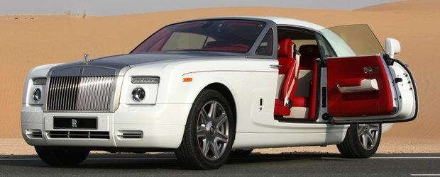 Red Shaorma - Rolls Royce Phantom pentru Emiratele Arabe
