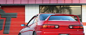 Red temptation: Honda Integra GS-R