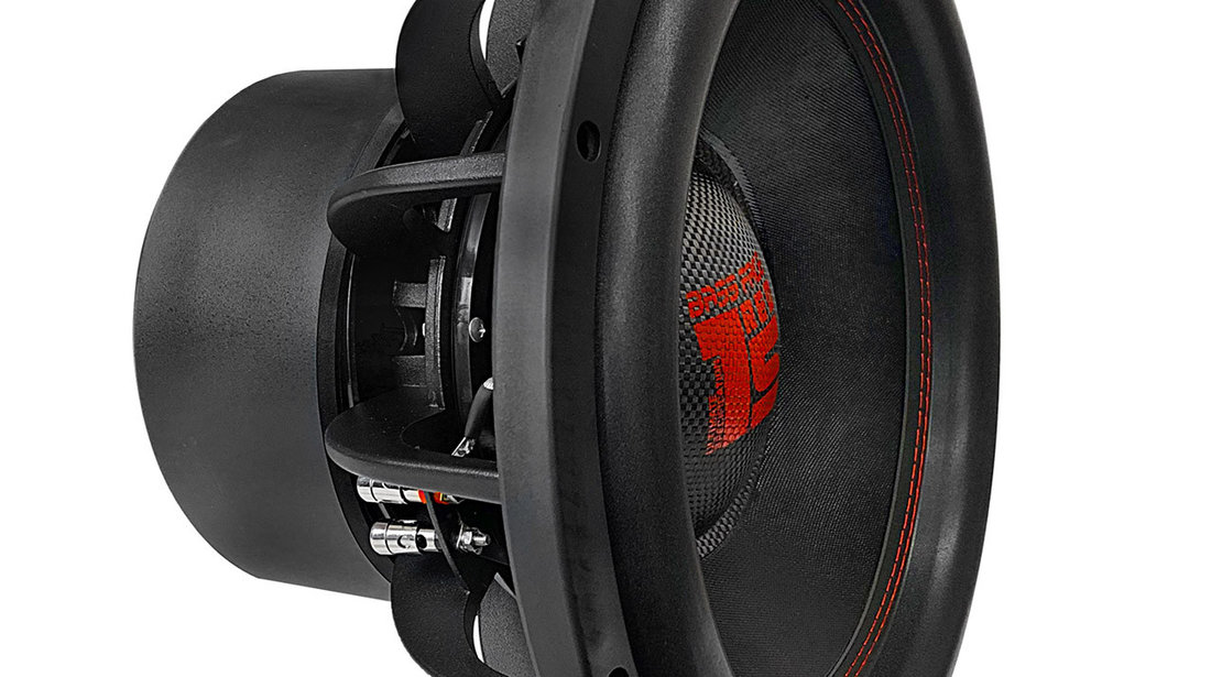 RED15.4 15″ 38cm 2x2Ohm DVC Subwoofer 2500w RMS