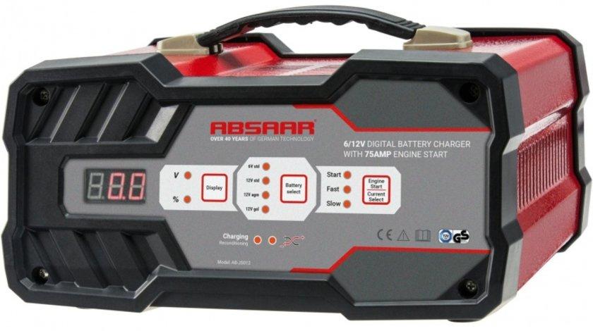 Redresor baterie auto Absaar Germany 6V/ 12V , 12A, Robot pornire 75A Kft Auto