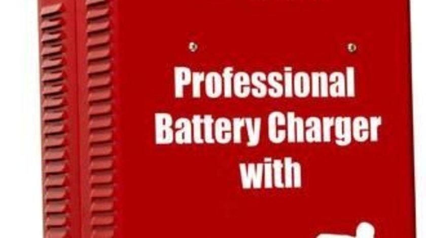 Redresor baterie auto si Robot Pornire Absaar SL60, 12V-24V, 60Amp, Starter 320Amp Kft Auto