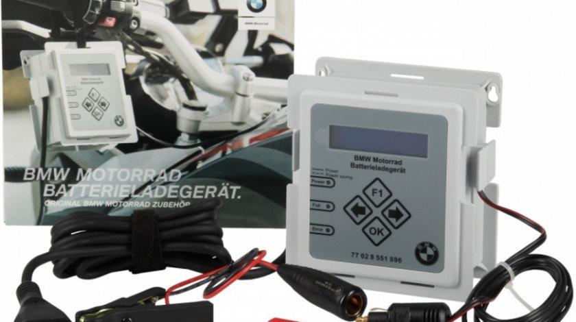 Redresor Baterie Oe Bmw 230V Canbus Cu Cabluri Adaptoare 77028551896