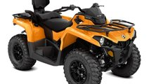 REDUCERE ATV Can-Am Outlander MAX DPS 450 T3