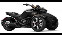 REDUCERE Can-Am Spyder F3-S SE6 Monolith Black Satin '18