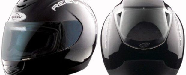 Reevu MSX1 - Casca cu ochi la spate