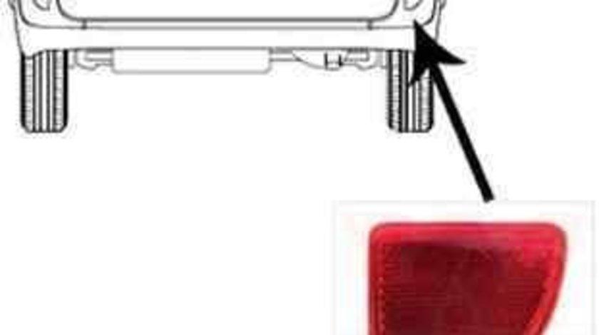 Reflector DACIA LOGAN EXPRESS (FS_) BLIC 540309029204P