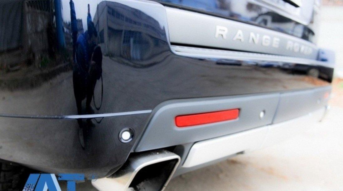Reflectorizanti Bara Spate Catadioptru compatibil cu Range Rover Sport L320 Facelift (2010-2013) Land Rover Discovery 3 & 4