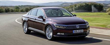Regele sedanurilor medii din Europa primeste in scurt timp un FACELIFT. Volkswagen confirma informatia