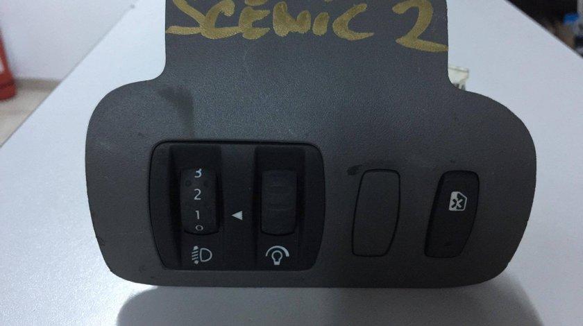 Reglaj faruri Renault Scenic2