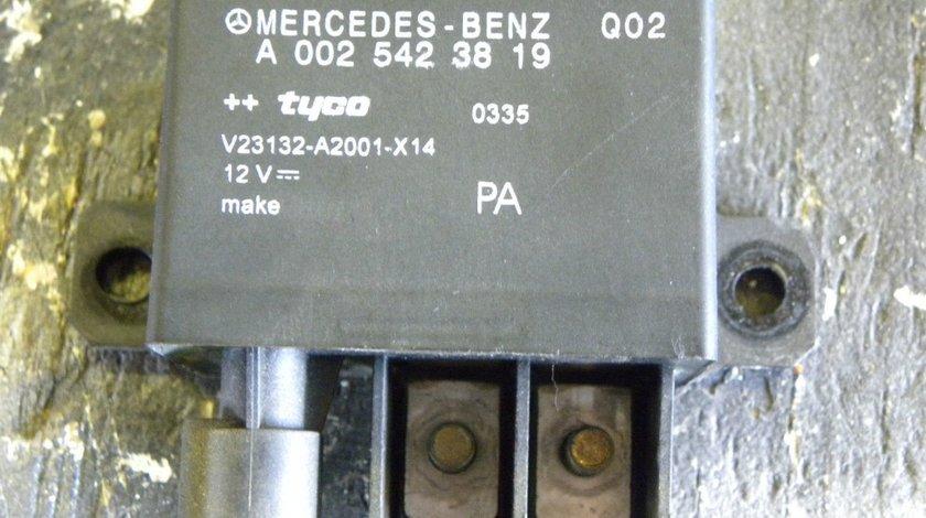 Regulator Baterie Mercedes W211 Releu A0025423819