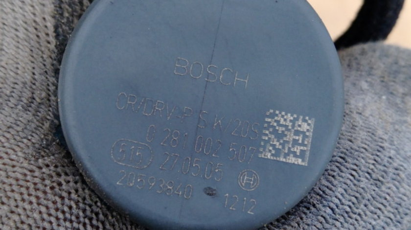 regulator presiune Cod produs: 0281002507 , Common-Rail BOSCH pentru HYUNDAI accent