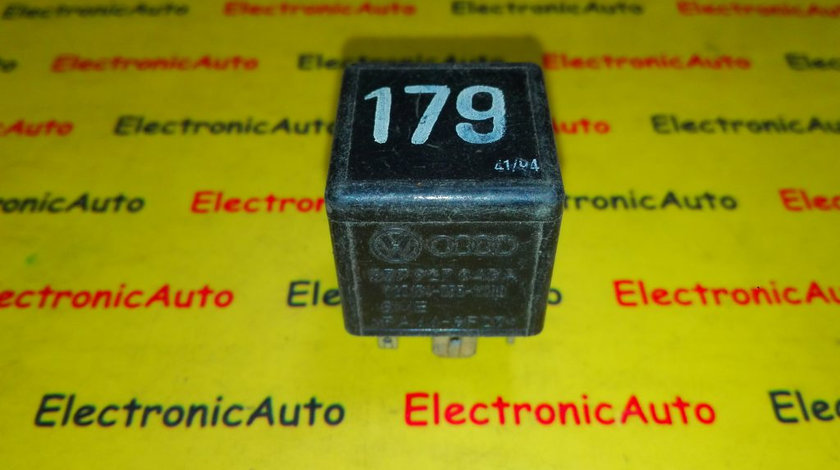 Releu ABS VW, Audi, Skoda, Seat 357927843A