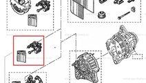 Releu alternator Dacia Super nova 1.4, Citroen C5 ...