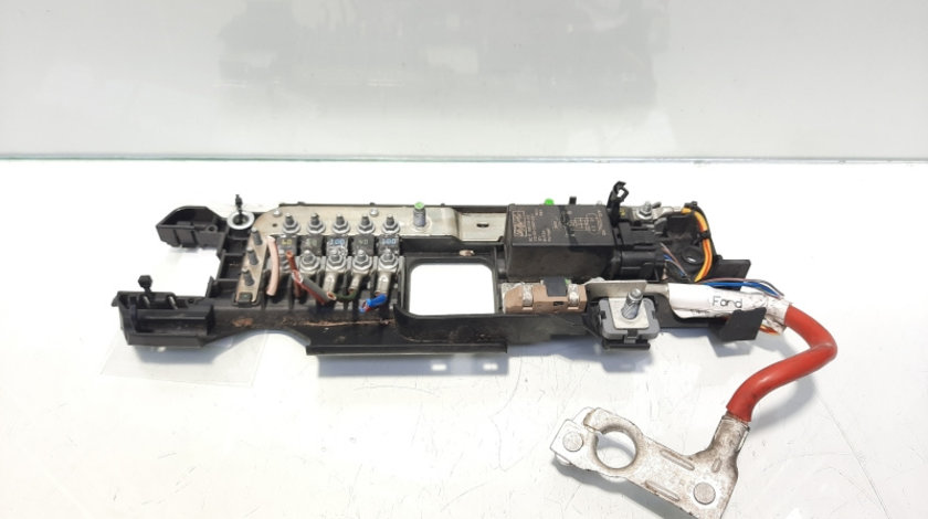 Releu baterie cu borne baterie, cod 6C1T-10B728-AB, Ford Transit Autobus, 2.2 TDCI, PGFA (id:460142)