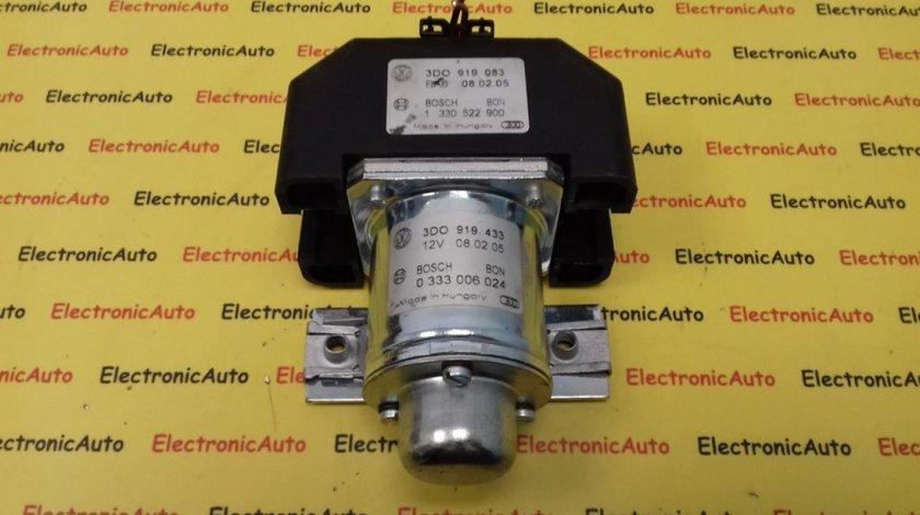 Releu Baterie Vw Phaeton, Porsche, 1330522900, 0333006024