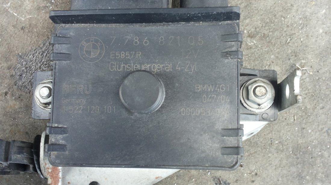 Releu bujii 1522120101 BERU 778682105  pentru BMW E46 tip motor 204D4