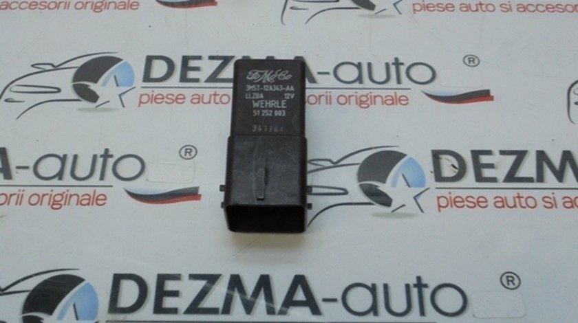 Releu bujii, 3M5T-12A343-AA, Mazda 3 (BK) 1.6di turbo (id:252990)
