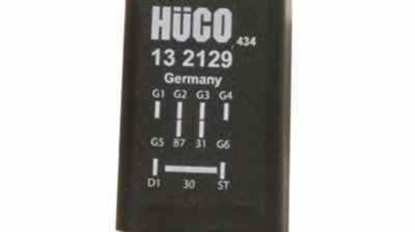 Releu Bujii AUDI A4 Avant 8ED B7 HÜCO 132129