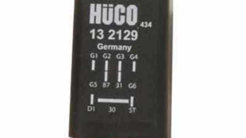 Releu Bujii AUDI A6 Avant 4F5 C6 HÜCO 132129