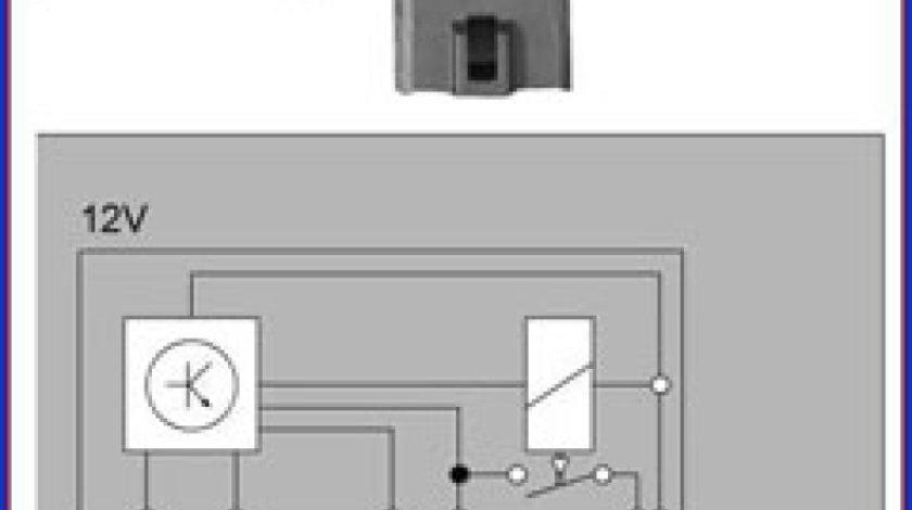releu bujii incandescente FORD FIESTA nadwozie pe³ne FVD Producator HÜCO 132090