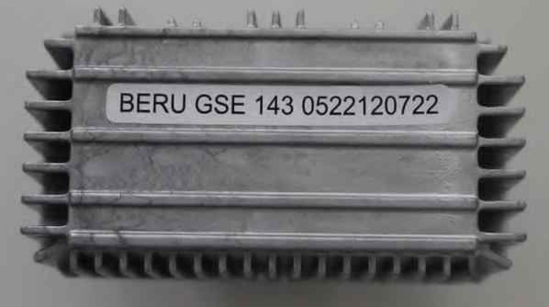 Releu Bujii OPEL ASTRA H combi (L35) BERU GSE143
