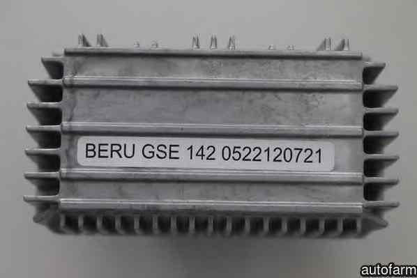 Releu Bujii OPEL ASTRA H TwinTop (L67) BERU GSE142