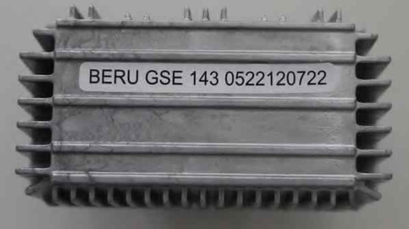 Releu Bujii OPEL ASTRA H TwinTop (L67) BERU GSE143