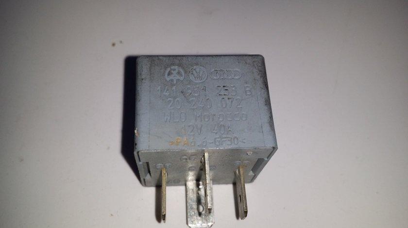 Releu calculator confort VW Audi 141951253B