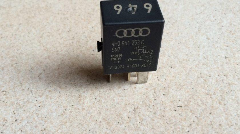 Releu Calculator Confort Vw - Audi 4H0951253C / 4H0 951 253C ( 646 )