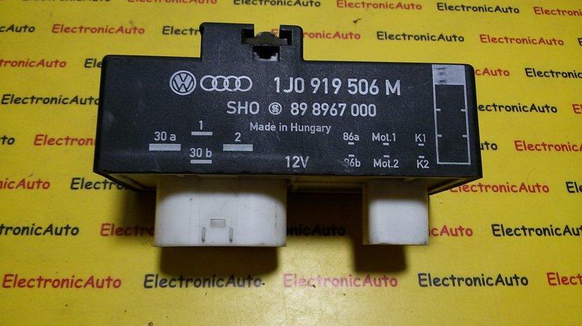 Releu electroventilator radiator VW Skoda Seat Audi cod 1J0919506M