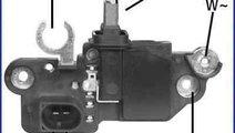 Releu incarcare alternator AUDI 80 (8C, B4) Produc...