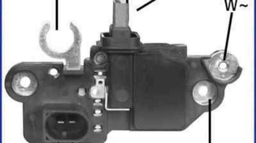 Releu incarcare alternator AUDI 80 (8C, B4) Producator HÜCO 130573