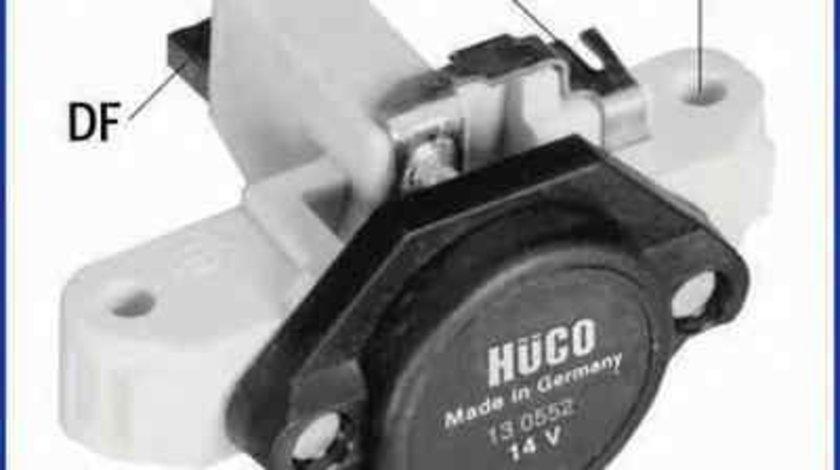Releu incarcare alternator AUDI 80 (8C, B4) Producator HÜCO 130552