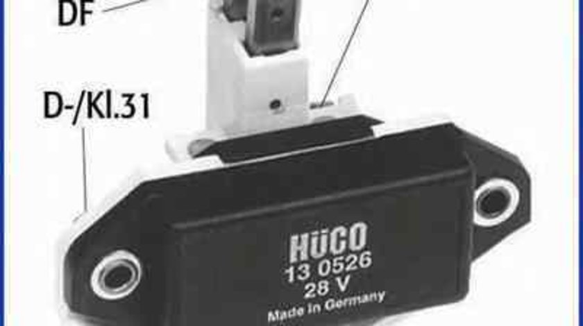 Releu incarcare alternator MERCEDES-BENZ CONECTO O 345 HÜCO 130526