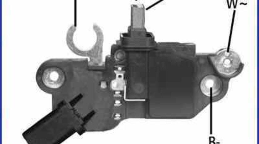 Releu incarcare alternator PEUGEOT 308 4A 4C HÜCO 130599