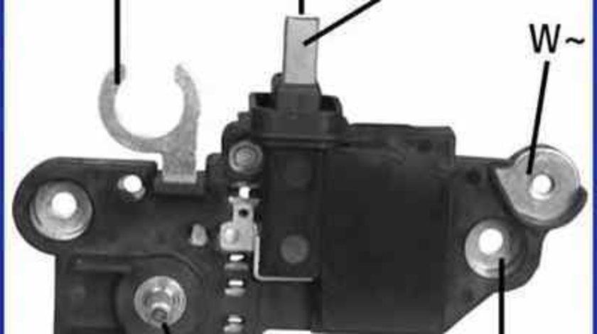 Releu incarcare alternator SAAB 9-3 (YS3F) HÜCO 130585