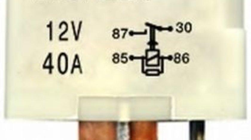 Releu,instalatia de comanda bujii incandescente VW LUPO (6X1, 6E1) (1998 - 2005) HELLA 4RA 007 507-021 produs NOU
