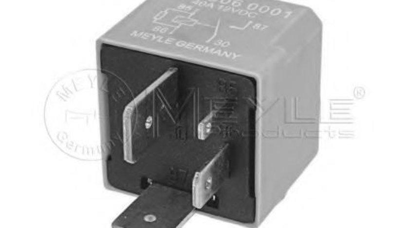 Releu multifunctional AUDI A4 (8EC, B7) (2004 - 2008) MEYLE 100 906 0001 piesa NOUA