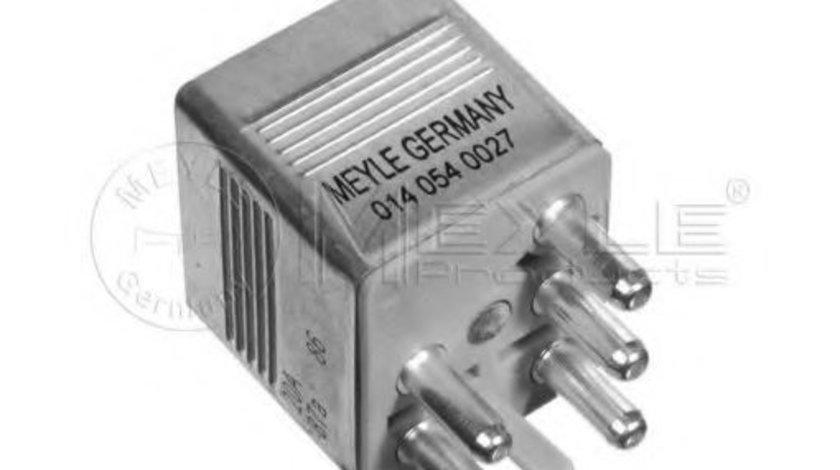 Releu multifunctional MERCEDES E-CLASS (W124) (1993 - 1995) MEYLE 014 054 0027 piesa NOUA