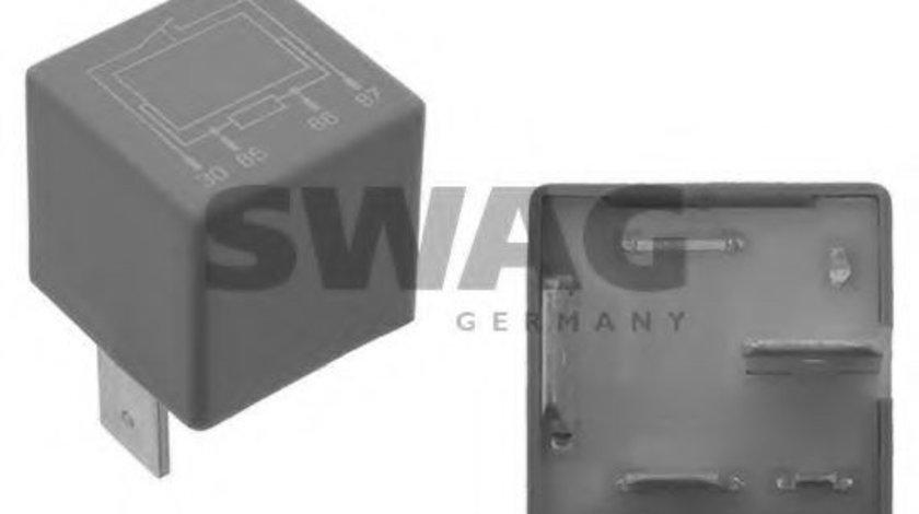 Releu, pompa combustibil AUDI A4 (8E2, B6) (2000 - 2004) SWAG 30 93 9740 piesa NOUA