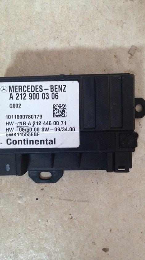 releu pompa combustibil mercedes e class w211 3.2 cdi 2005 cod a 212 900 03 06