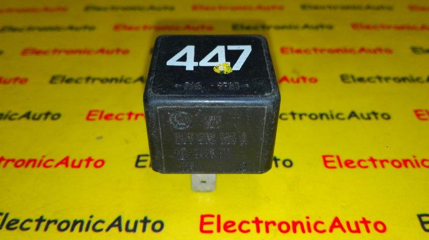 Releu protectie pompa combustibil Vw, Audi 6U0906061A