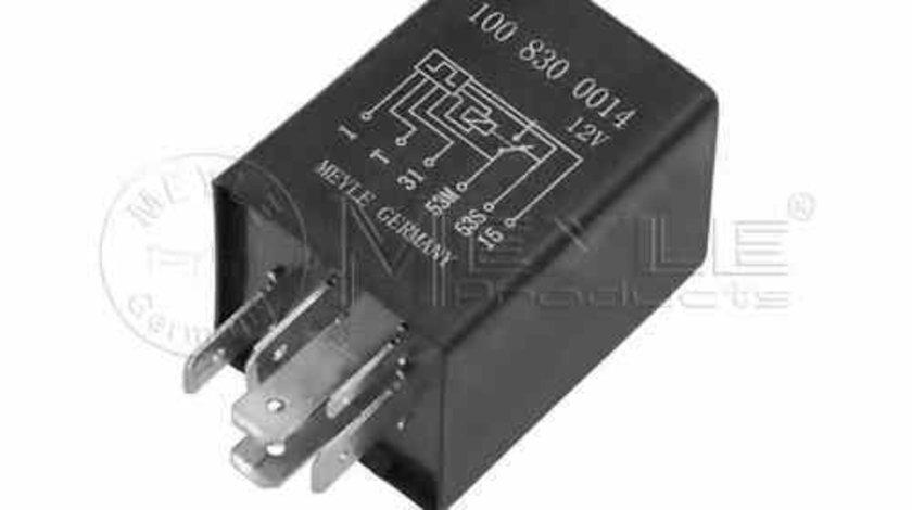 Releu temporizare stergator parbriz AUDI 80 8C B4 Producator MEYLE 100 830 0014