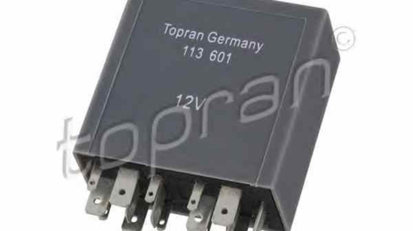 Releu temporizare stergator parbriz VW PASSAT Variant 3B5 TOPRAN 113 601