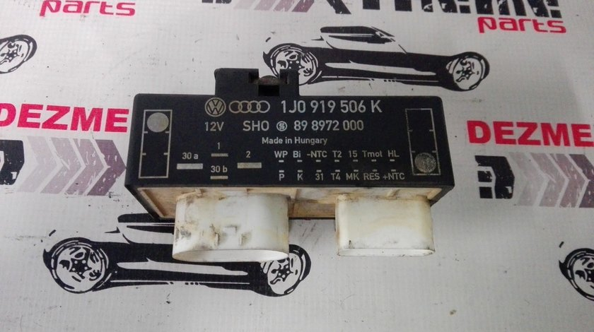 releu ventilatoare 1J0919506K pentru Volkswagen Golf 4