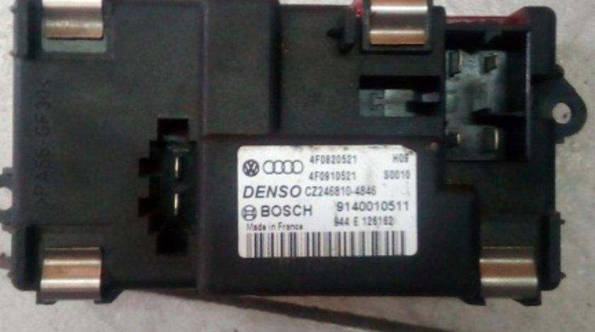 Releu ventilator bord Audi A6 2.0 TDI cod 4F0820521