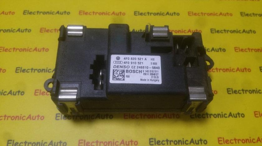 Releu ventilator bord Audi A6 4F09110521, 4F0820521A